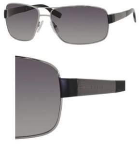HUGO BOSS Sunglasses Boss Black 521 /S 0OFR Ruthenium / WJ gray sf pz lens