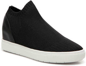 Steve Madden Women's Sly Mid-Top Wedge Sneaker