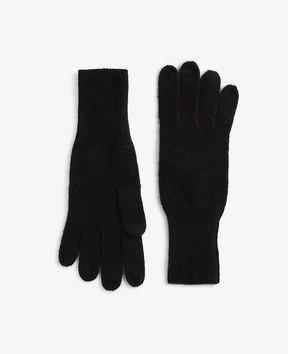 Ann Taylor Cashmere Jersey Gloves