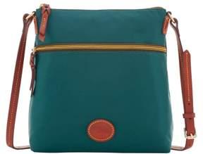 Dooney & Bourke Nylon Crossbody Shoulder Bag - LEAF - STYLE
