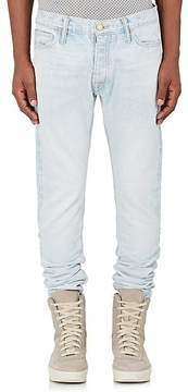 Fear Of God Men's Ankle-Zip Slim Jeans