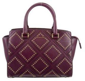 Michael Michael Kors Diamond Grommet Medium Selma Bag
