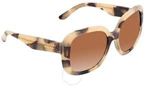 Burberry Brown Gradient Sunglasses