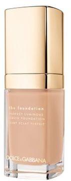 Dolce & Gabbana Luminous Liquid Foundation/1 oz.