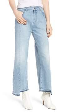 DL1961 Hepburn High Waist Wide Leg Jeans