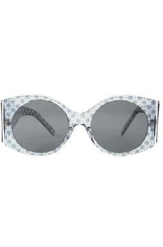 Stella McCartney Rectangle Trans Orcirbl 2049/87 Sunglasses