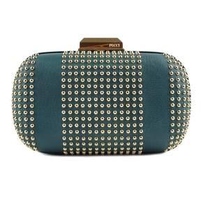 Emilio Pucci Leather clutch bag