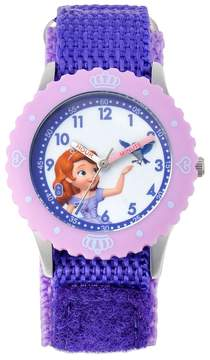 Disney Disney's Sofia the First & Mia Kids' Time Teacher Watch