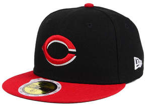 New Era Kids' Cincinnati Reds Authentic Collection 59FIFTY Cap