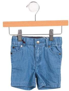 Stella McCartney Boys' Embroidered Shorts