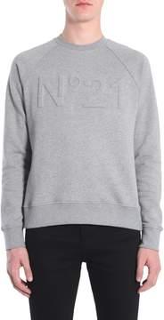 N°21 Round Collar Sweatshirt
