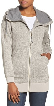 Burton Women's Minxy Dryride Thermex Sweater Knit Fleece Hoodie