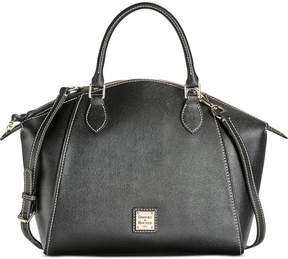 Dooney & Bourke Sydney Satchel - BLACK - STYLE