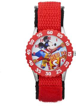 Disney Disney's Mickey Mouse Here To Save Boys' Time Teacher Watch