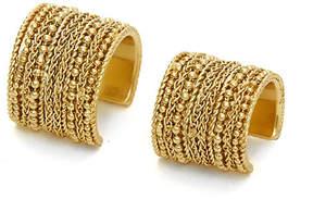 Rachel Zoe Laura Texture Double Ring