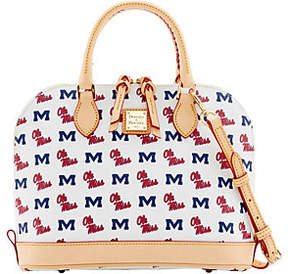 Dooney & Bourke NCAA Ole Miss University ZipZip Satchel - ONE COLOR - STYLE