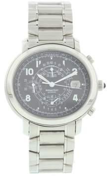 Audemars Piguet Millenary E47449 Stainless Steel Black Dial Automatic 42mm Mens Watch