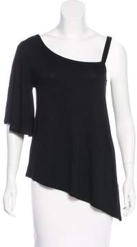 Ella Moss Sleeveless One-Shoulder Top w/ Tags