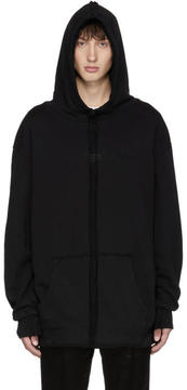 Yang Li Black Regulations Hoodie