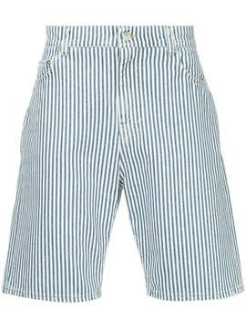 Cerruti striped style shorts
