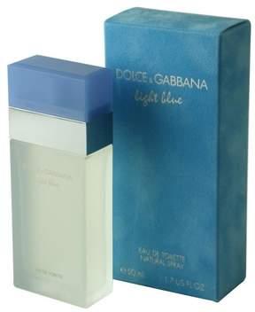 D & G Light Blue For Women by Dolce & Gabbana - Eau De Toilette Spray 1.7 Oz