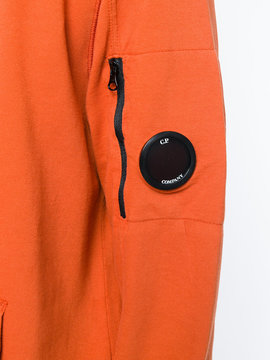 C.P. Company Fleece Lens hoodie