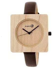 Earth Teton Khaki/tan Watch.