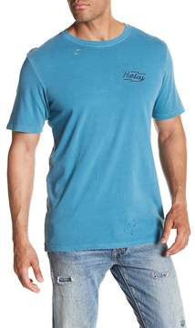 Hurley Grind Bolts Distressed Tee