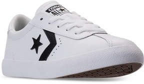 Converse Girls' Breakpoint Leather Casual Sneakers from Finish Line