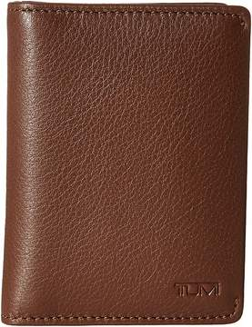 Tumi Nassau Folding Card Case Credit card Wallet