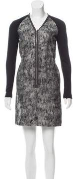Behnaz Sarafpour Wool Mini Dress w/ Tags