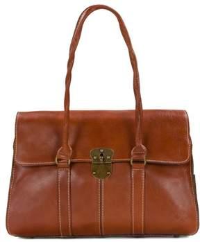 Patricia Nash Vienna Leather Satchel