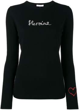 Bella Freud Heroine knitted jumper