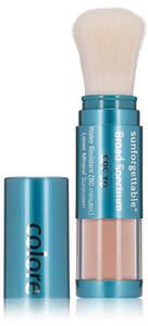 Colorescience Sunforgettable Loose Mineral Powder Brush SPF 30 - Tan