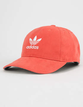 adidas Relaxed Plus Red Womens Strapback Hat