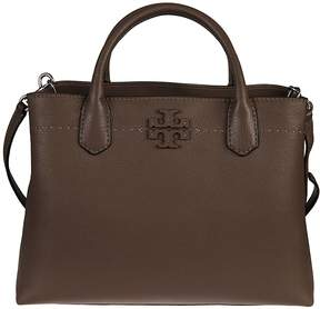 Tory Burch Mcgraw Tote - METALLIC - STYLE