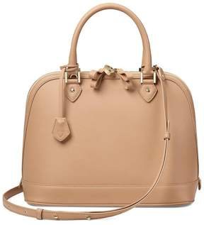 Aspinal of London Hepburn Bag In Smooth Deer