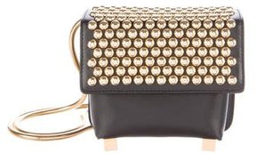 Giuseppe Zanotti Studded Leather Mini Bag