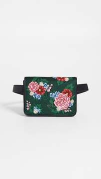 Charlotte Olympia Floral Belt Bag