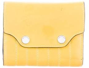 Rag & Bone Leather Flap Wallet