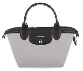 Longchamp Small Le Pliage Heritage Bi-Color bag