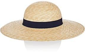 Barneys New York WOMEN'S RIBBON-TRIMMED SUN HAT