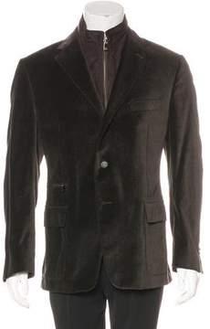 Corneliani Id Layered Sport Coat