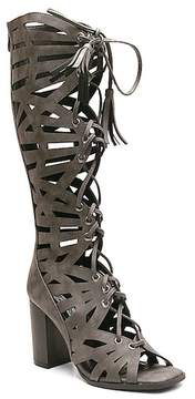 Two Lips Too Rawanda Gladiator Block Heel Sandal