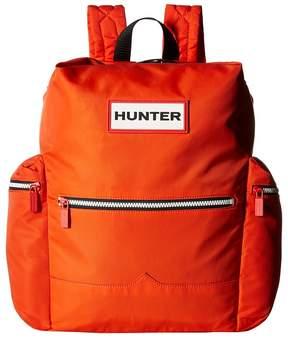Hunter Original Top Clip Nylon Backpack Backpack Bags