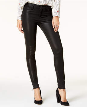 Articles of Society Coated Skinny Jeans