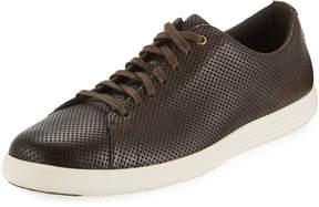 Cole Haan Men's Grand Crosscourt Sneakers, Dark Brown