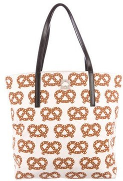 Kate Spade Far From The Tree Bon Shopper Tote - BROWN - STYLE