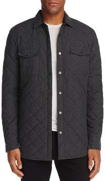 Sovereign Code Redding Quilted Regular Fit Shirt Jacket