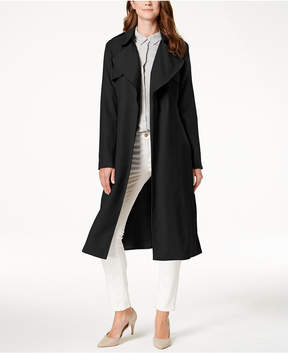Cole Haan Drapey Belted Trenchcoat
